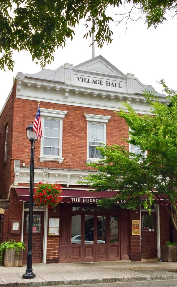 Village hall, hudson house