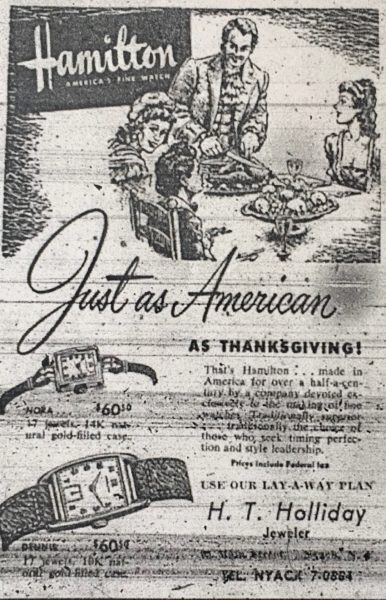 1950 Thanksgiving Nor'easter