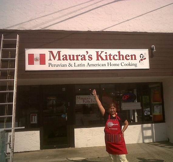 Nyack Sketch Log Maura S Kitchen Is On The Move Nyack News And Views