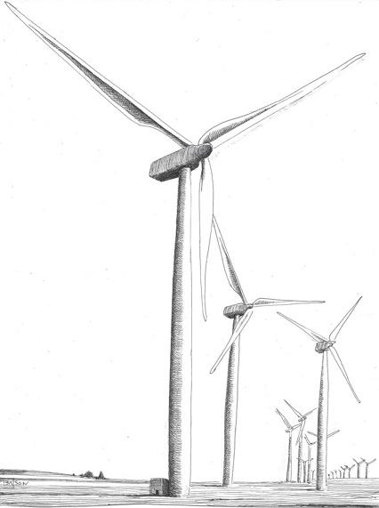 Nyack Sketch Log Green Mountain Energy  Nyack News and Views